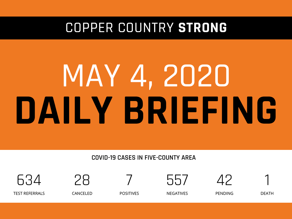 May 4 Daily Briefing