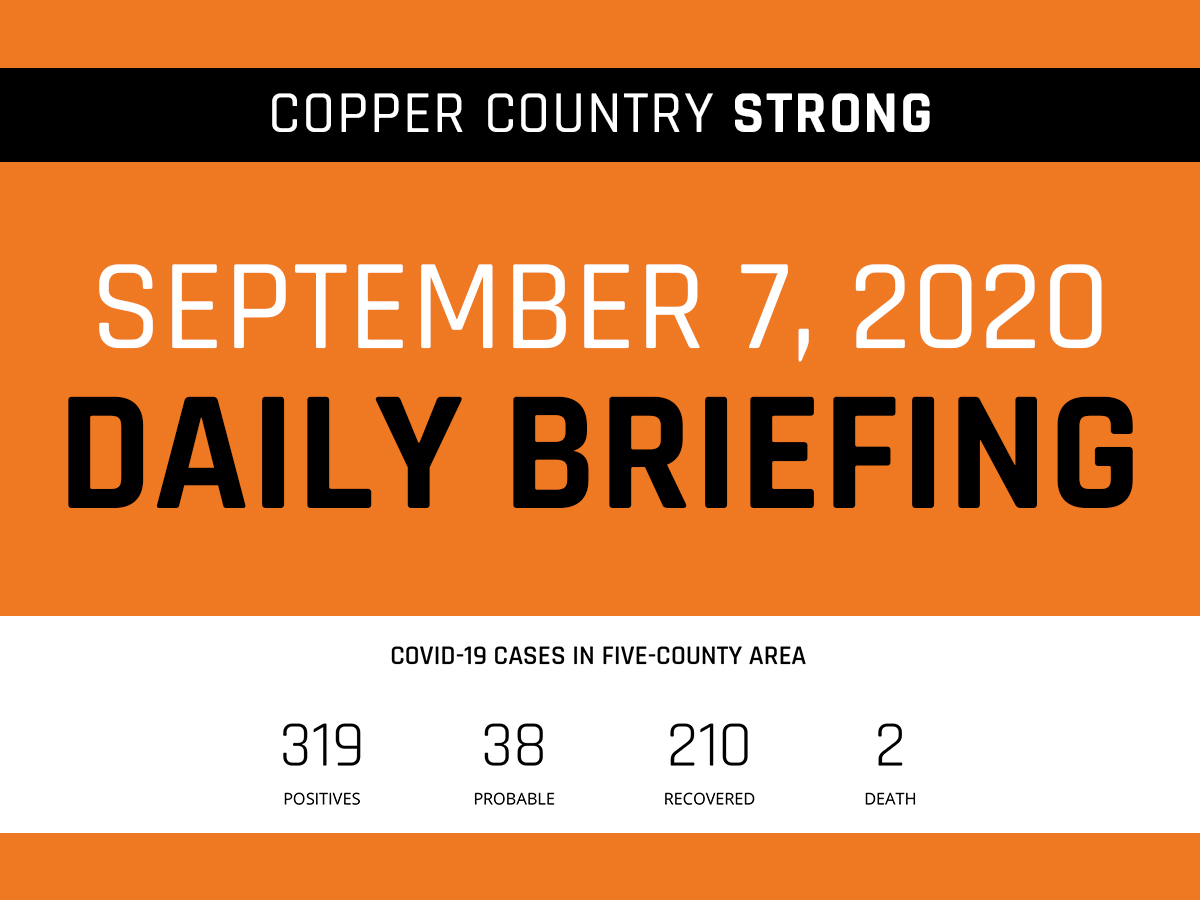 Copper Country Strong - September 7